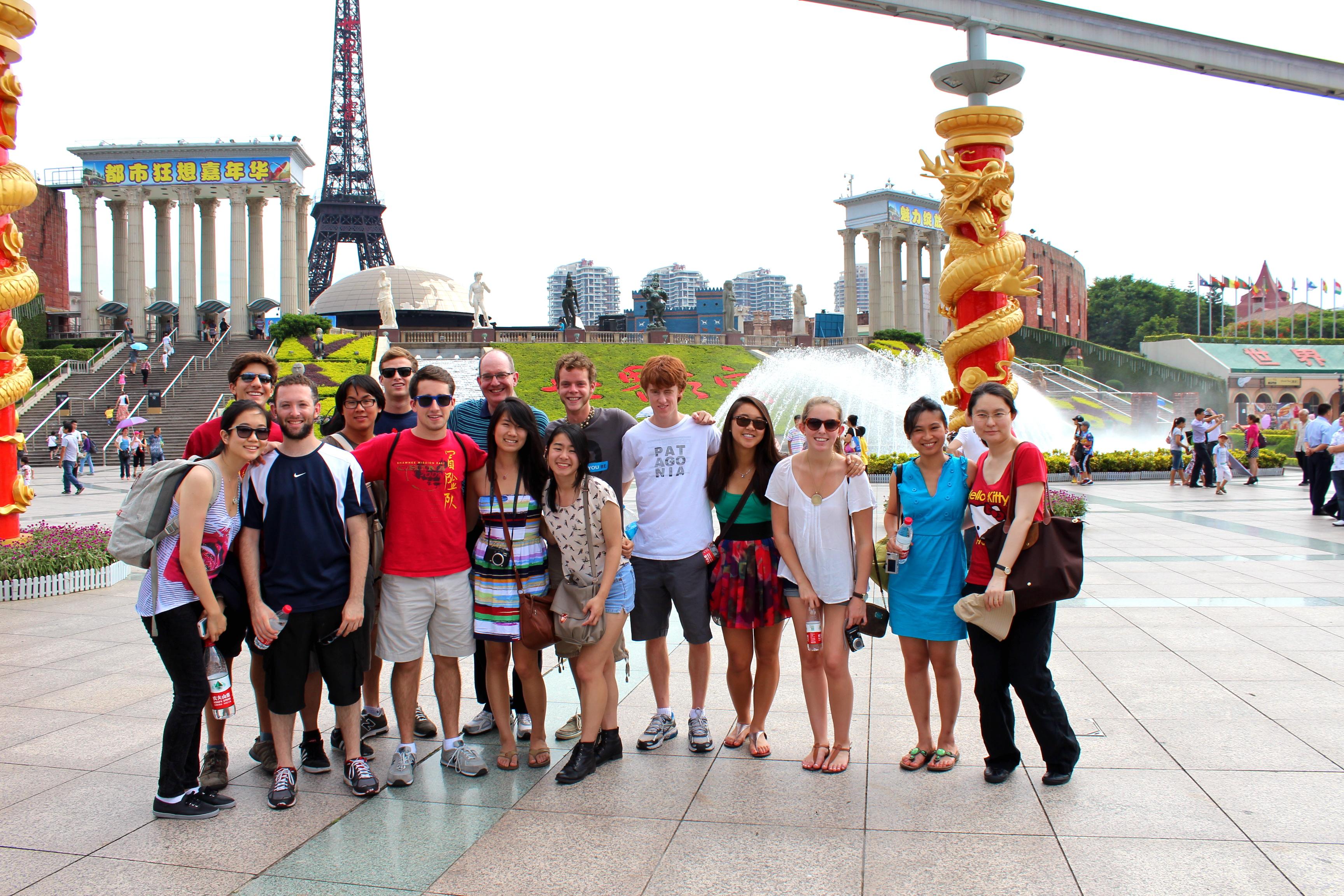 Trip To Guangzhou Amp Shenzhen Easc Global East Asia China