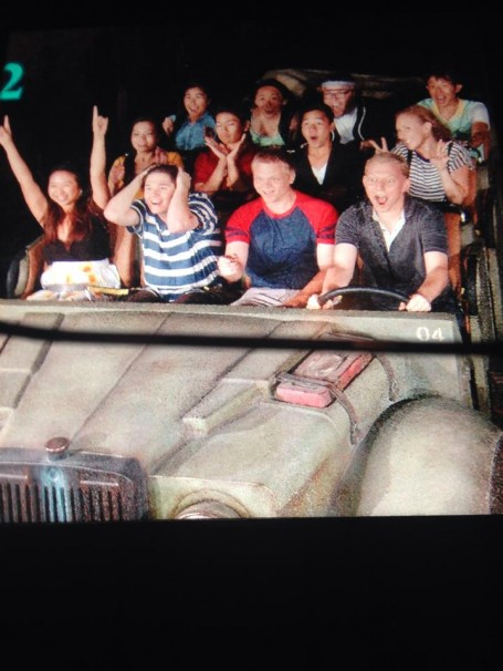Our Snapshot in Indiana Jones