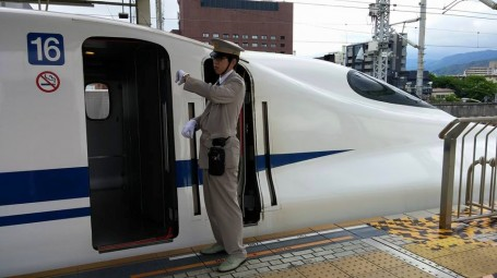 Japanese Trains: Always Punctual
