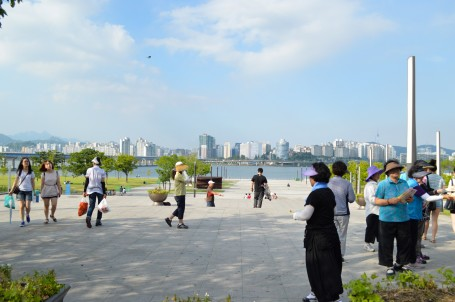The Han River Park