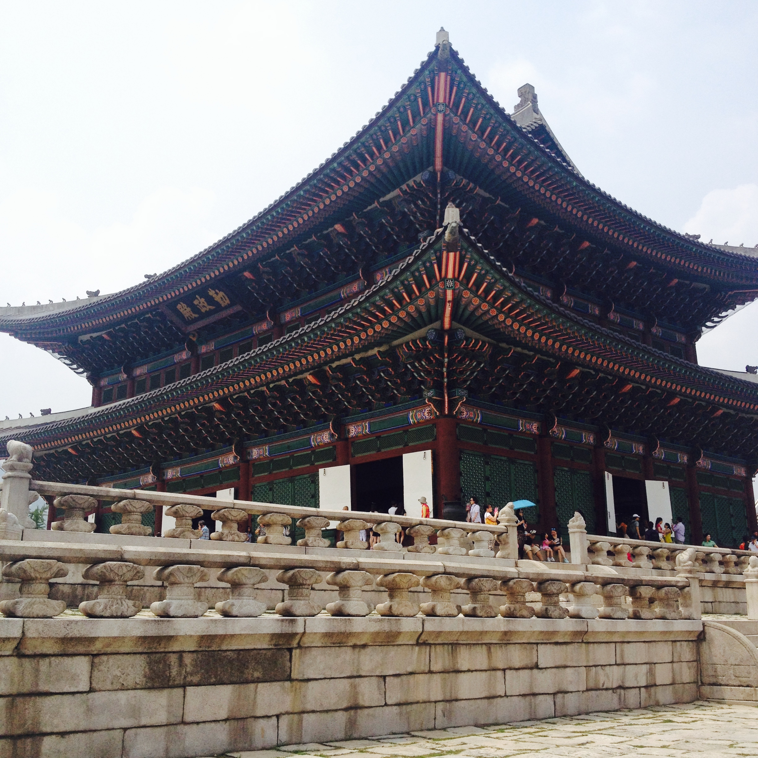 Geunjeongjeon Is The Place Where King Met Officials Greeted Foreign