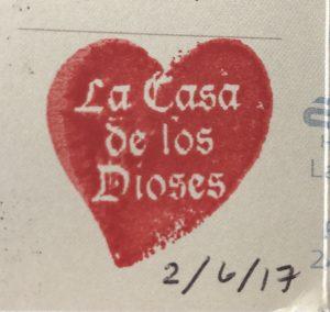 David's stamp